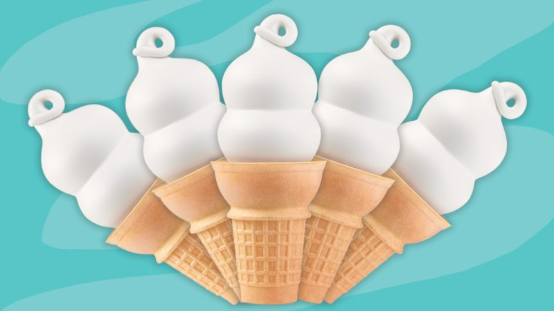 dairy queen free ice cream cones march feature