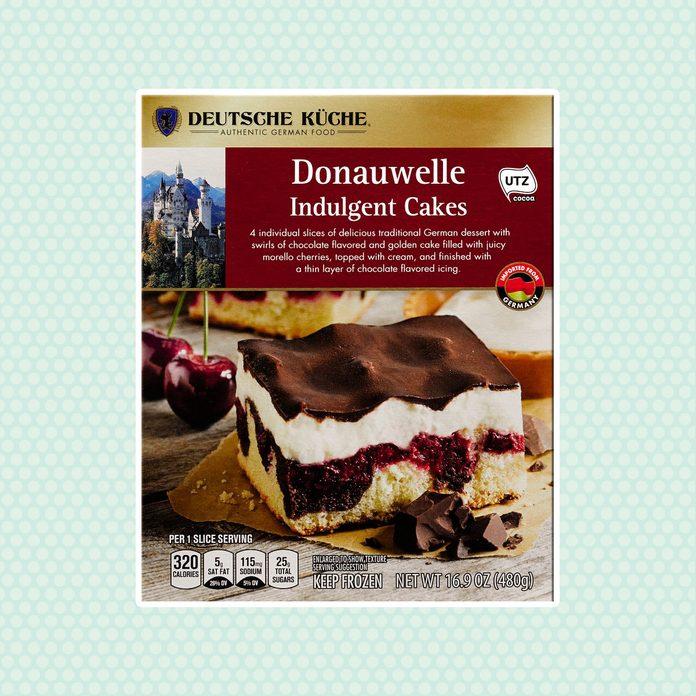 aldi finds Dk Indulgent Cakes Donauwelle