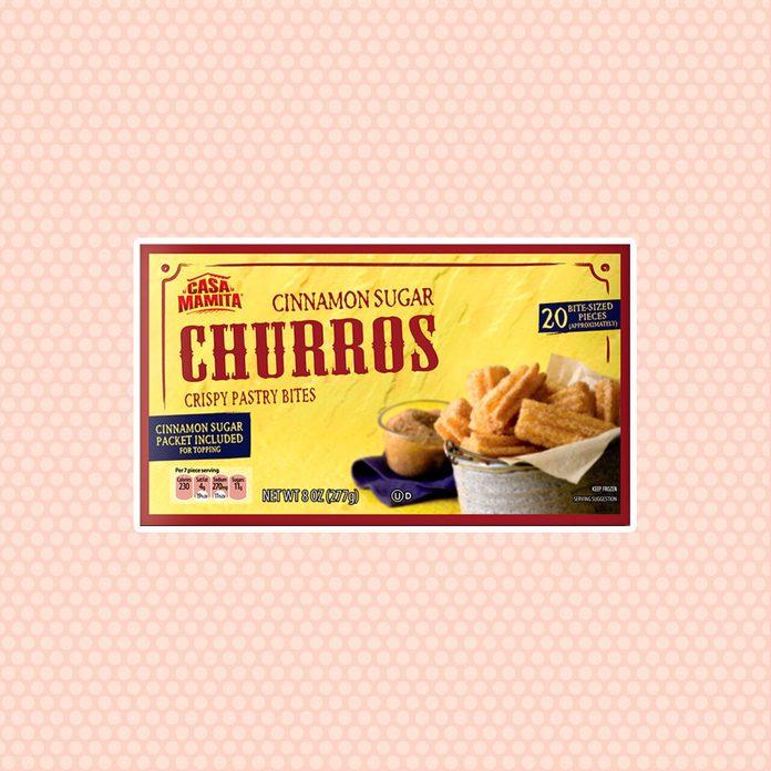 aldi finds Cm Churros Cinnamon