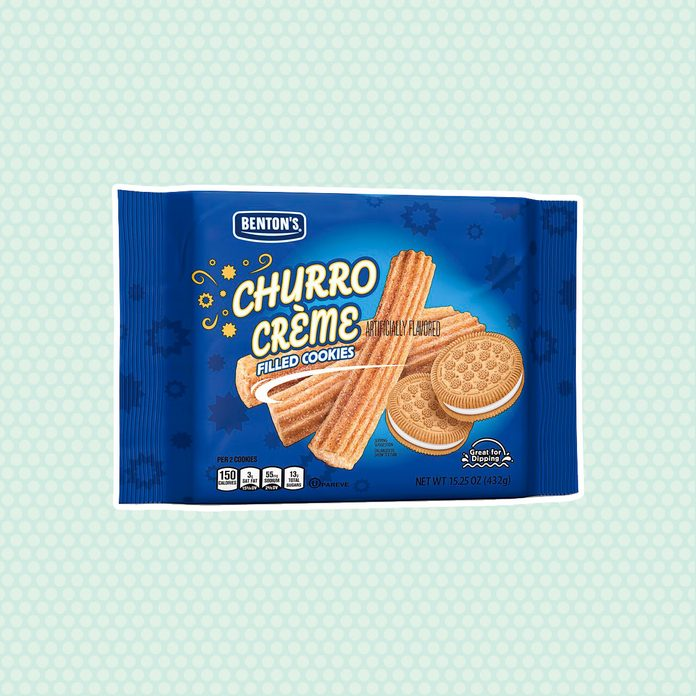 aldi finds Btn Churro Sandwich Creme 3q