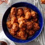 Back Porch Slow-Cooker Meatballs