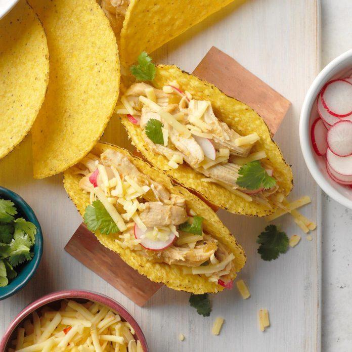 Day 2: Beergarita Chicken Tacos