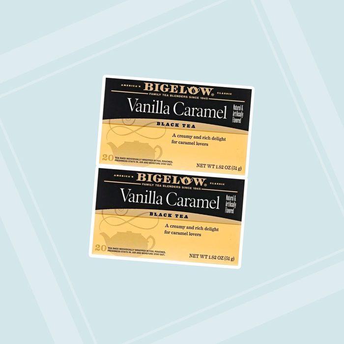 Bigelow Vanilla Caramel Black Tea