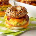 Everything Breakfast Sliders