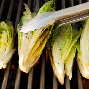 How to Make Grilled Romaine—and Why It's the Best Way to Eat Lettuce