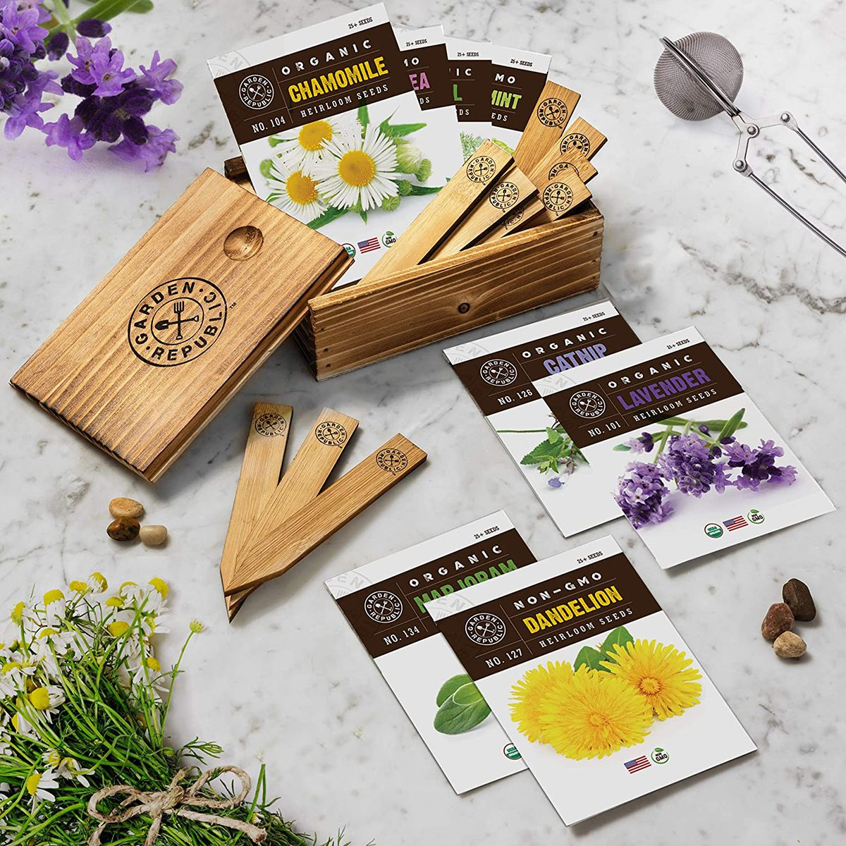 Herb Garden Seeds for Planting