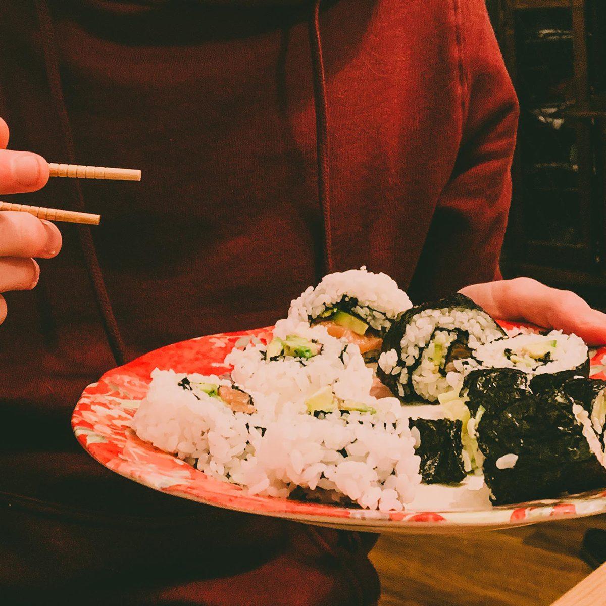 Recreating a foodie trip to Japan