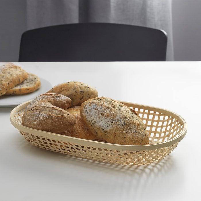 KLYFTA Bread basket, bamboo