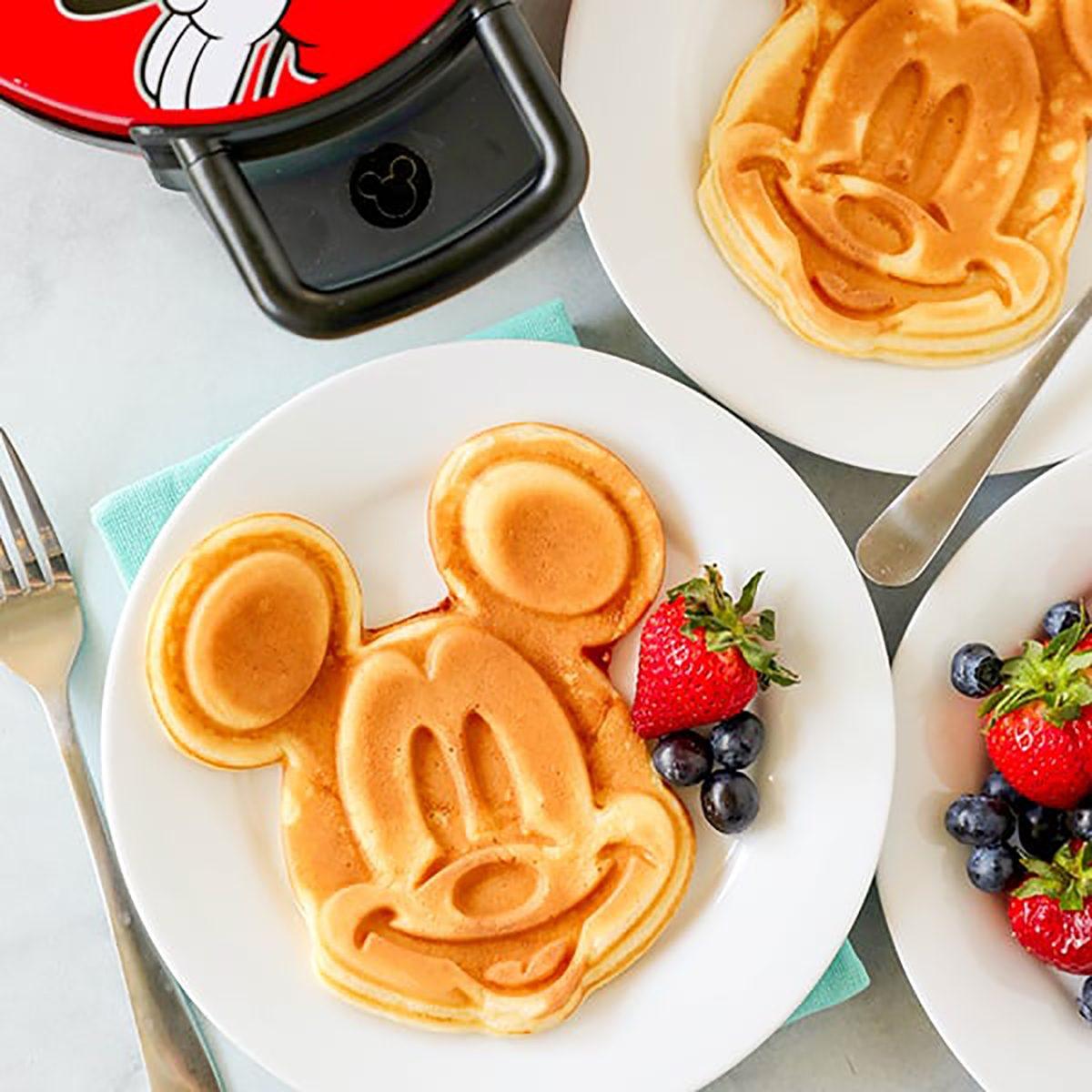 Mickey Waffles_No. 2 Pencil