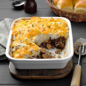 Your November Casserole Meal Plan