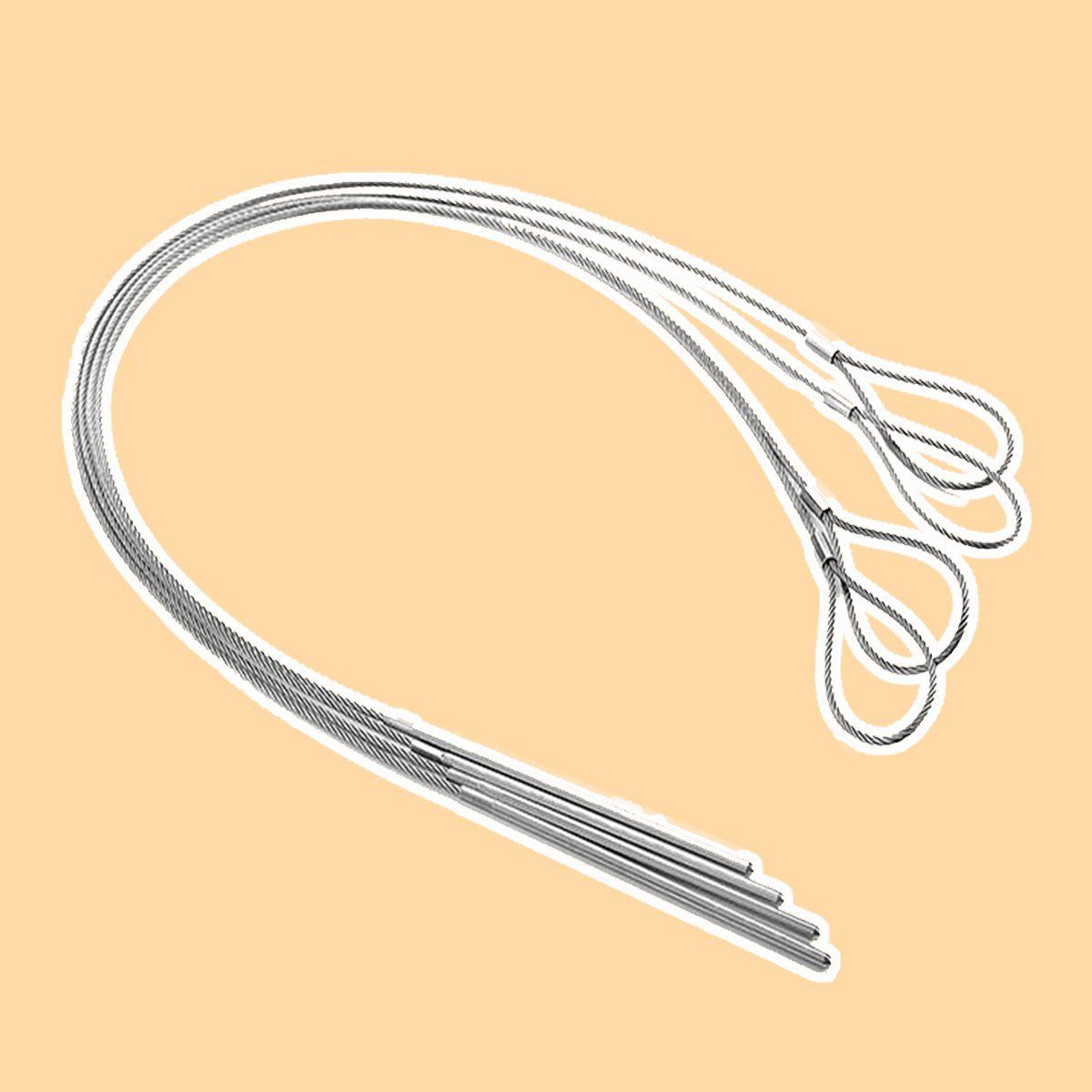STAINLESS STEEL FLEXIBLE SKEWERS
