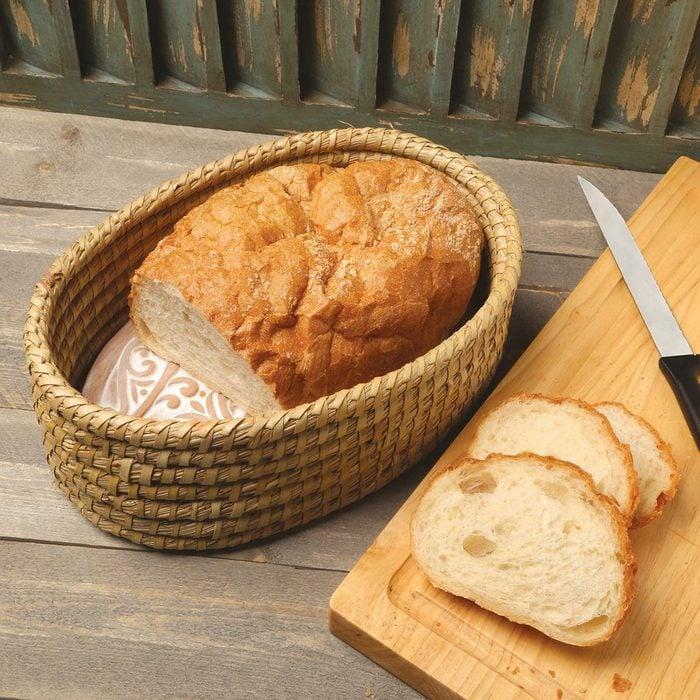 Serrv Terra Cotta Bread Warmer