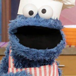 Cookie Monster Is Hosting a 'Snack Chat' to Comfort Kids While Staying at Home