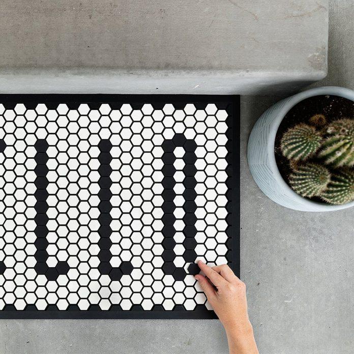 Custom Tile Mat best kitchen mat