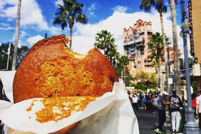 disney carrot cake sandwich