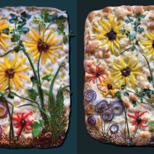 This Home Baker Tried Baking Botanical Focaccia—Here's What Happened