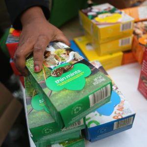 Girl Scouts Are Taking Cookie Orders Online—and You Can Donate a Box, Too
