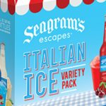 Seagram's Escapes Now Has an Italian Ice Variety Pack That Will Make You Melt
