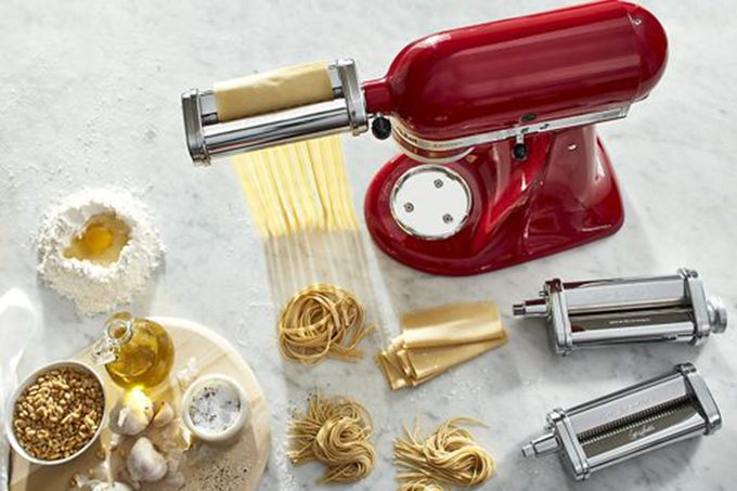 kitchen aid-pasta maker