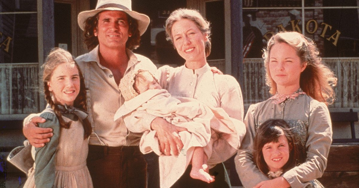 You Can Now Binge-Watch Every Single Episode of Little House on the Prairie
