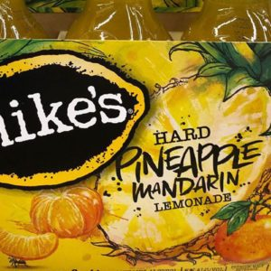 Mike's Hard Lemonade Is Making a Pineapple Mandarin Flavor We're Already Obsessed With