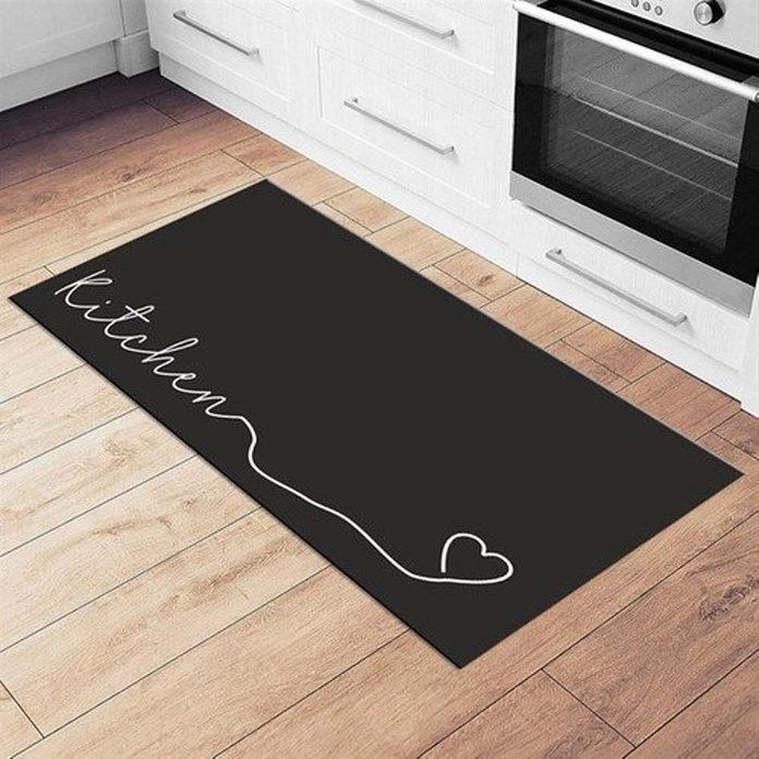 best kitchen mat Non Slip Based Washable Decorative