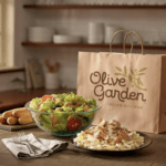 Olive Garden's Family-Sized Meals Put an Italian Twist on Easter Dinner
