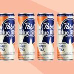 Pabst Blue Ribbon Is Rolling Out Hard Peach Tea Just in Time for Summer