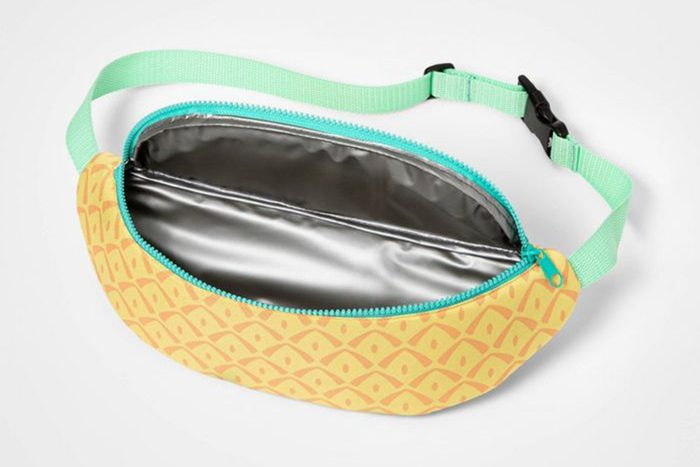 pineapple cooler fanny pack