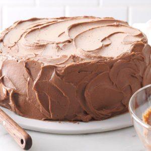 Sensational Birthday Cake Recipes Taste Of Home Funny Birthday Cards Online Alyptdamsfinfo