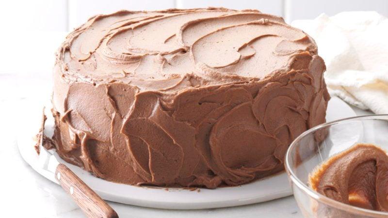 Fine How To Make The Best Chocolate Birthday Cake From Scratch Taste Funny Birthday Cards Online Necthendildamsfinfo