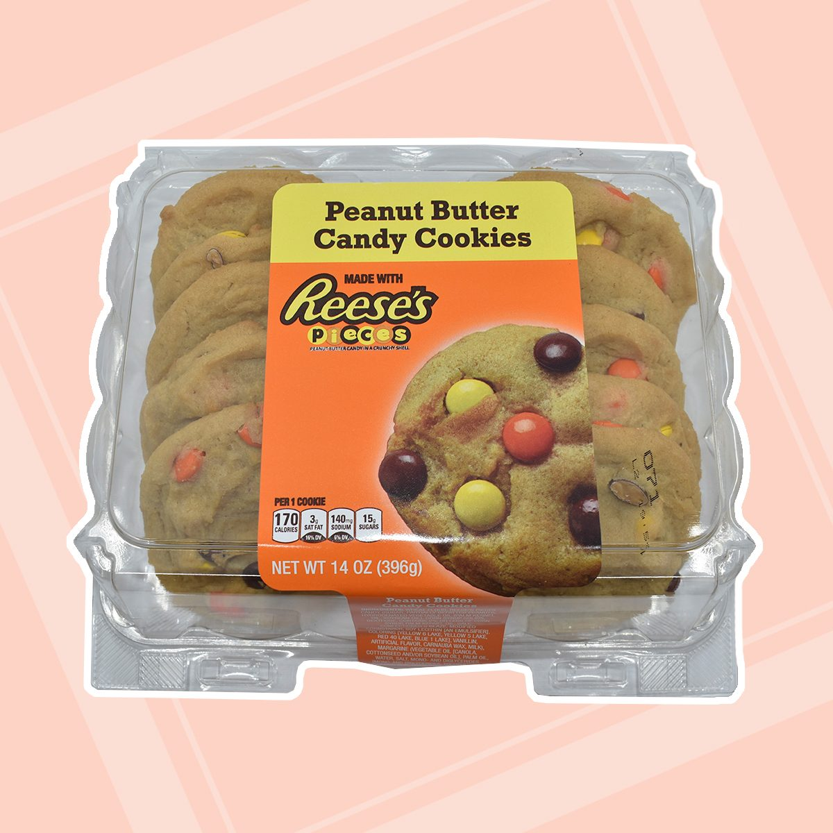 reeces pieces cookie pack