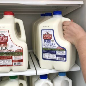 This Creamery in Wisconsin Is Giving Away Free Milk to Those in Need