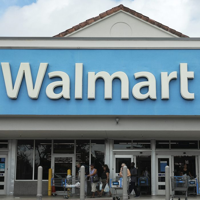 MIAMI, FLORIDA - FEBRUARY 18: A Walmart store is seen as the company reported fiscal fourth-quarter earnings that fell short of analysts' estimates on February 18, 2020 in Miami, Florida. Walmart earned $1.38 a share, short of some analysts expectations for $1.43 per share. (Photo by Joe Raedle/Getty Images)