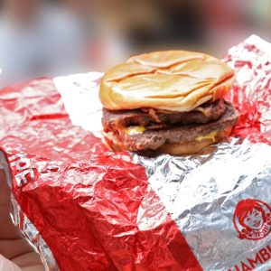 Wendy's Is Dishing Out a Free Cheeseburger with Every Mobile Order