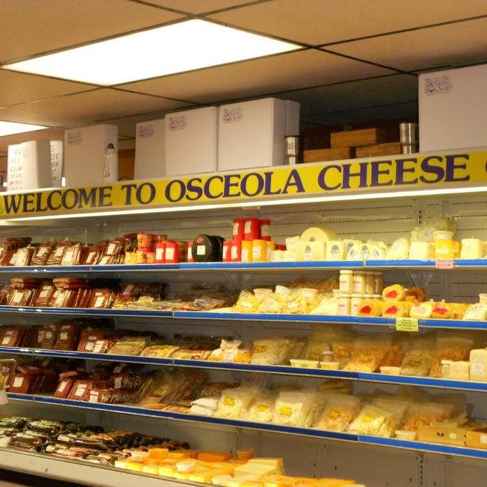 Osceola Cheese, Co.