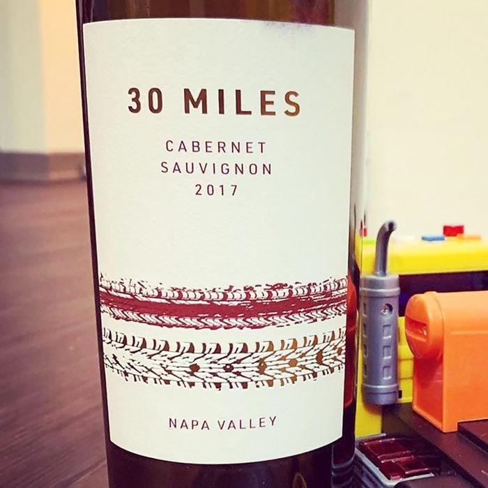 30 Miles Cabernet Sauvignon