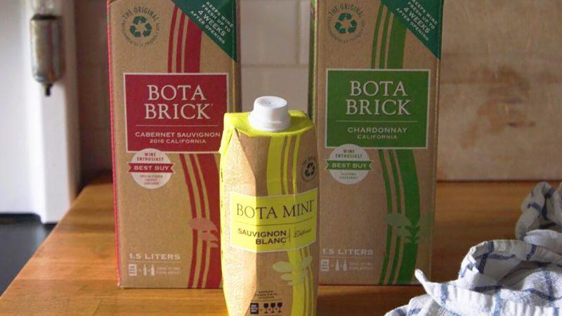 Bota Box wines