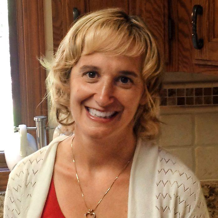 Community Cook Jennifer Gilbert