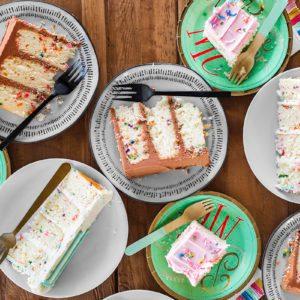 How to Make Birthday Cake