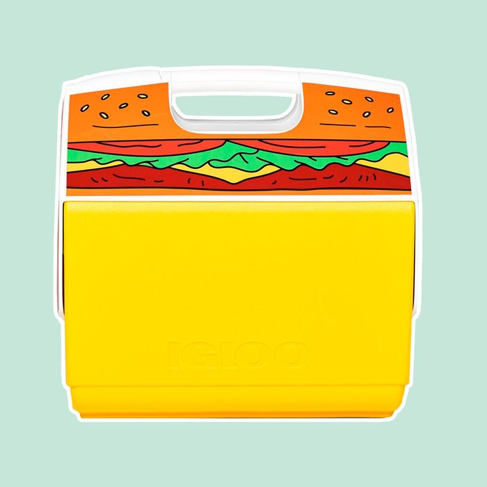Hamburger Cooler