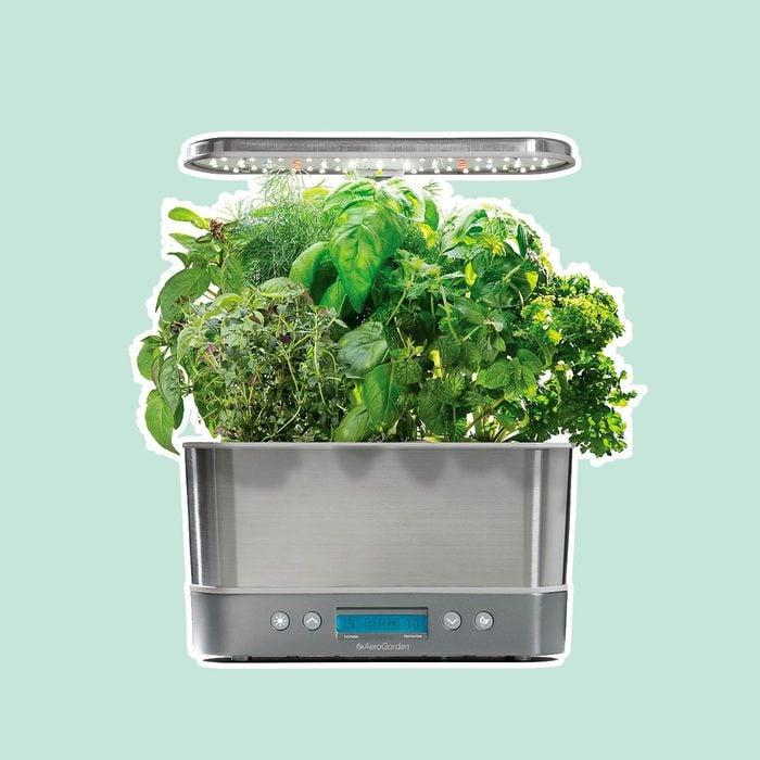 Harvest Elite 6-Pod Countertop Garden