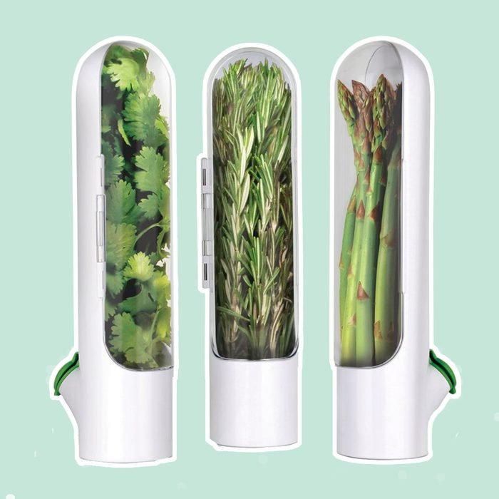 Herb Savor Food Storage Container