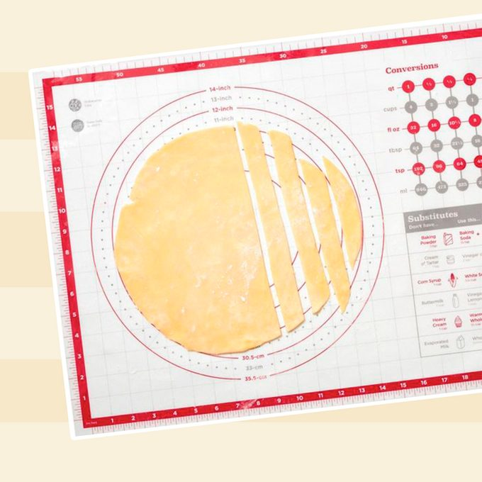 """OXO 17.5""""x24.5"""" Silicone Pastry Mat"""
