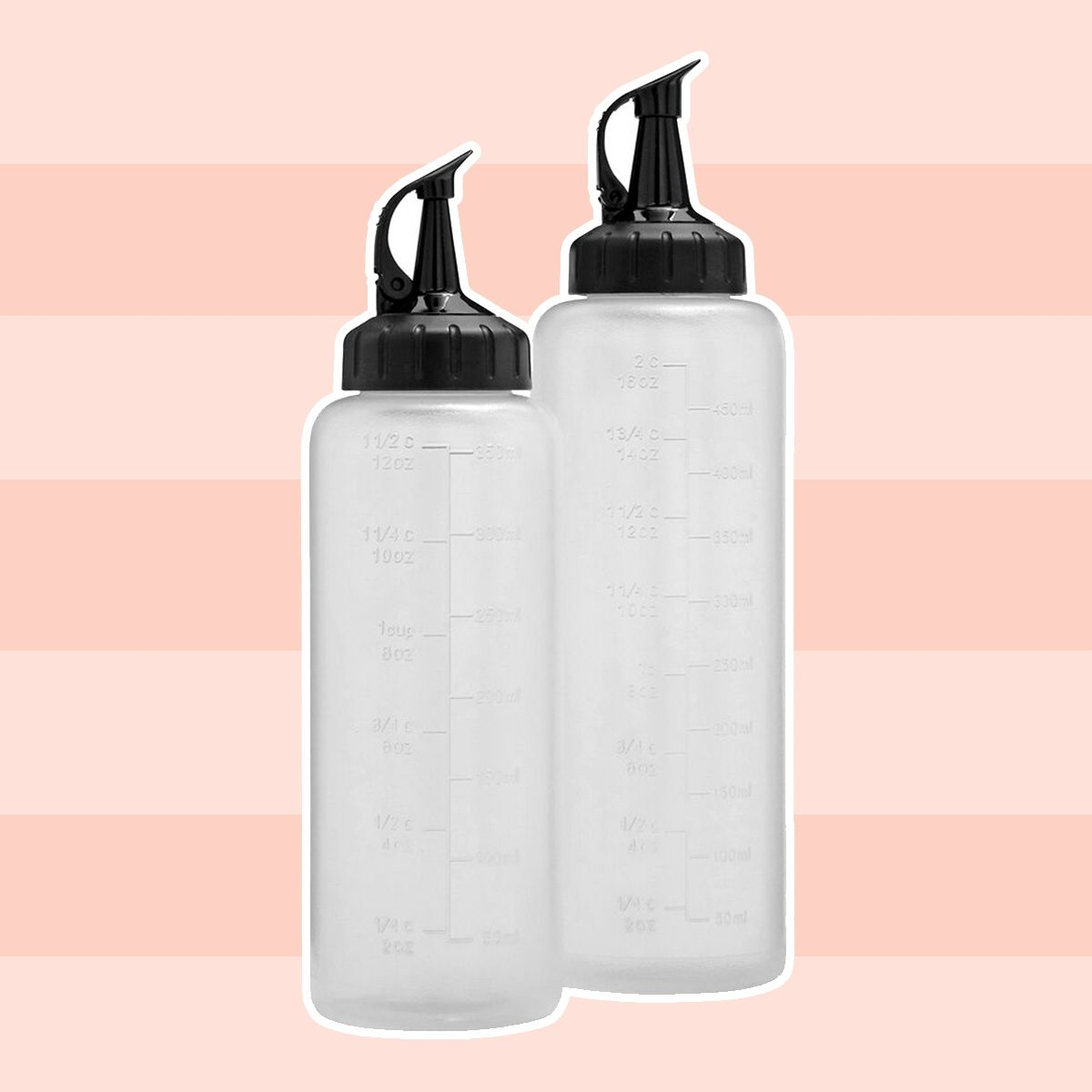 OXO GOOD GRIPS 2-PIECE CHEF'S SQUEEZE BOTTLE SET
