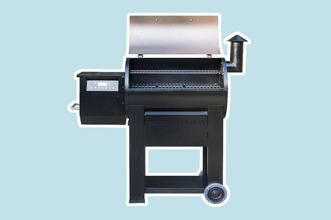 Pellet Grill, 435 Square inch with WiFi Control