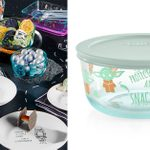 Pyrex Is Selling a 'Star Wars' Storage Set That Takes Meal Prep to Outer Space