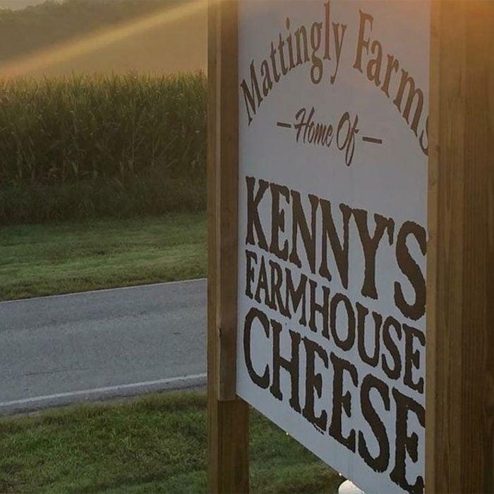 Kenny's Farmhouse Cheese, Austin
