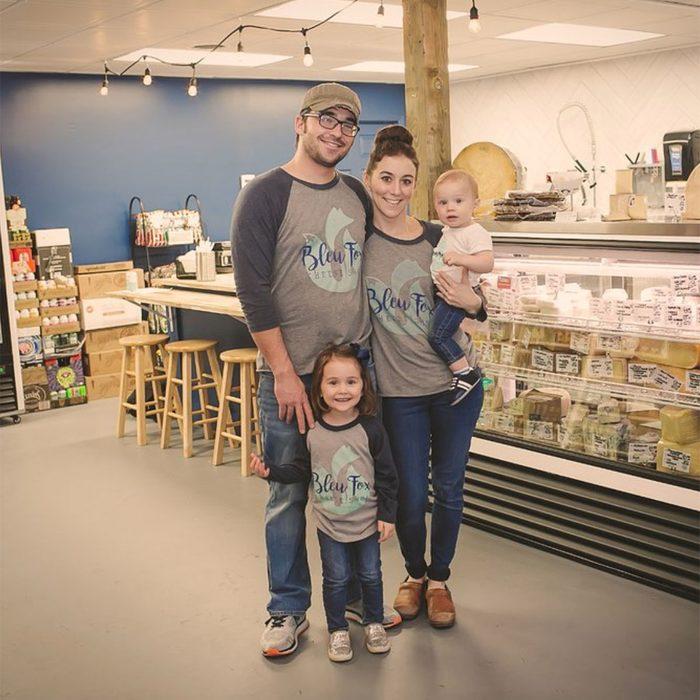 Bleu Fox Cheese Shop, Chattanooga