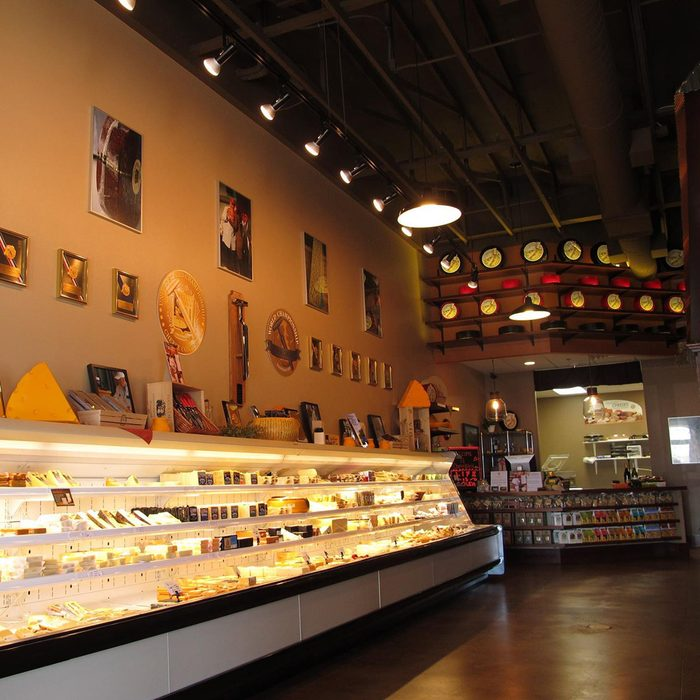 South Dakota Cheese World, Sioux Falls
